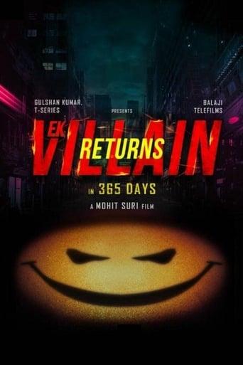 Poster of Ek Villain Returns