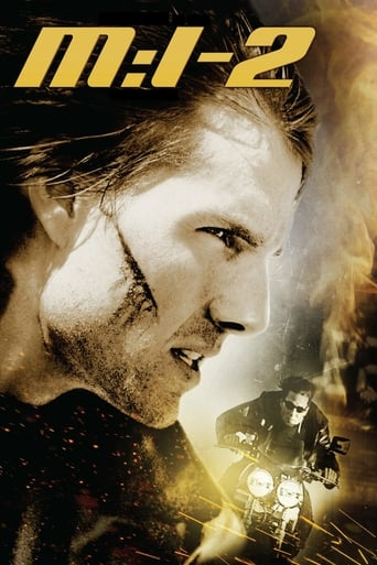 poster Mission: Impossible 2 – Misiune: Imposibila 2 (2000)