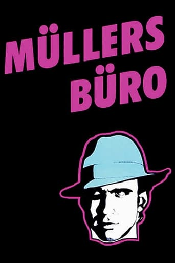 Poster of Müllers Büro