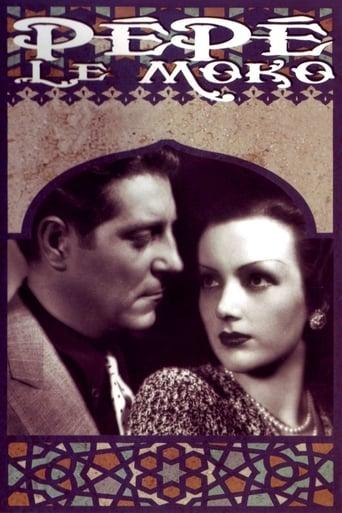 Poster of Pépé le Moko