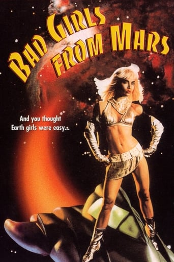 Poster of Bad Girls from Mars