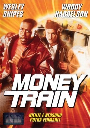 Poster of Money Train