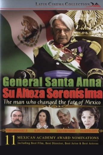 Poster of Su alteza serenísima