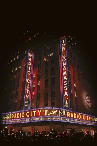 Poster of Joe Bonamassa : Live at Radio City Music Hall