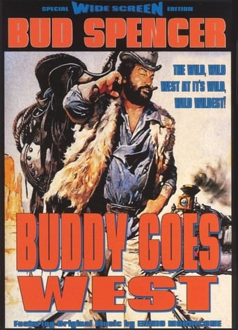 Poster of Buddy goes West