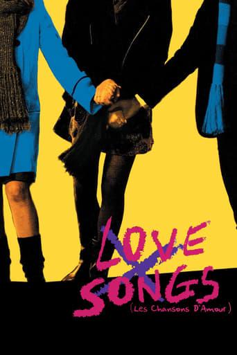 Les chansons d'amour Poster