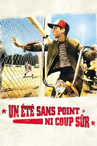 Poster of A No-Hit No-Run Summer
