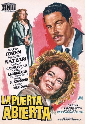 Poster of La puerta abierta