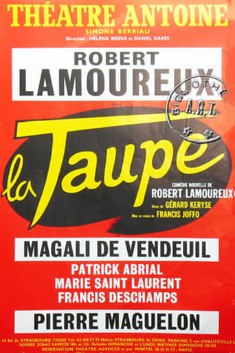 Poster of La taupe