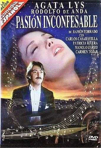 Poster of Pasión inconfesable