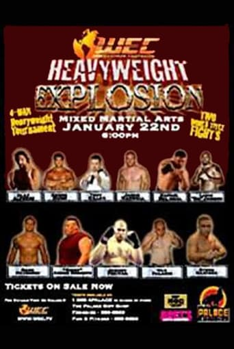 Poster of WEC 13: Heavyweight Explosion