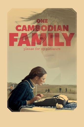 Poster of One Cambodian Family Please for My Pleasure