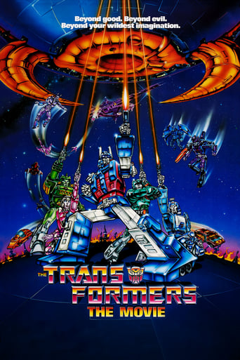 Poster of The Transformers: The Movie