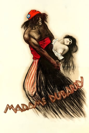 Poster of Madame DuBarry