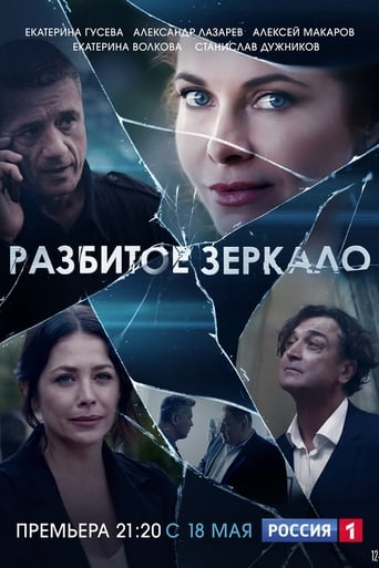 Poster of Разбитое зеркало