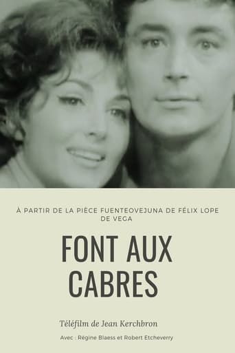 Poster of Font aux Cabres