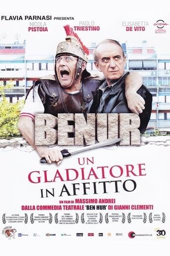 Poster of Benur - Un gladiatore in affitto