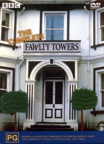 The Complete Fawlty Towers 2001 poster