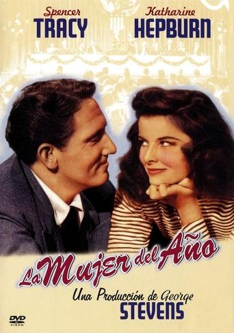 Poster of La mujer del año