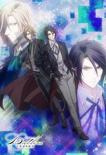 Poster of Butlers x Battlers