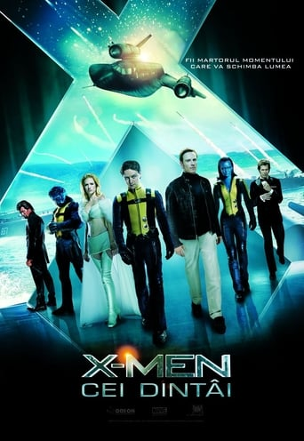 Jennifer Lawrence a jucat in X-Men: Cei dintâi