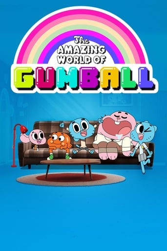 Poster of The Amazing World of Gumball