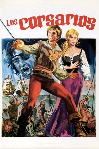 Poster of The Corsairs