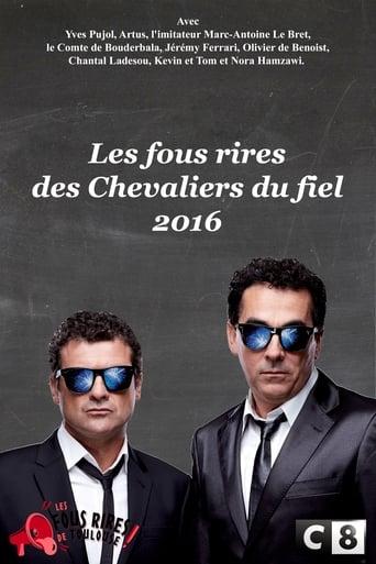 Poster of Les Chevaliers du fiel : Les fous rires de 2016