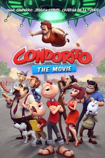 Poster of Condorito: The Movie