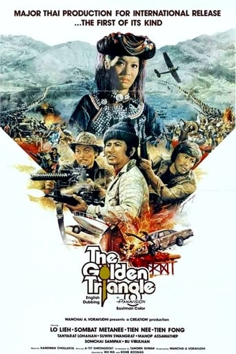 Poster of The Golden Triangle