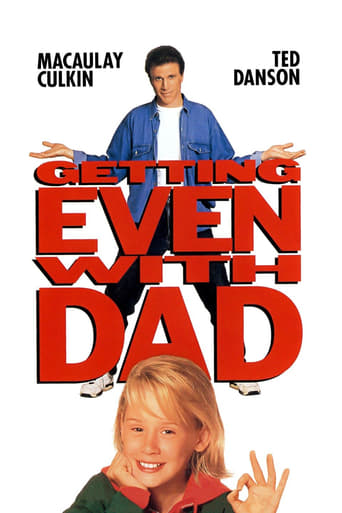 Poster of Getting Even with Dad