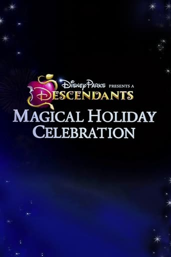 Poster of Disney Parks Presents: A Descendants Magical Holiday Celebration