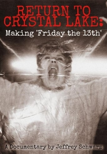 Poster of Return to Crystal Lake: Making 'Friday the 13th'
