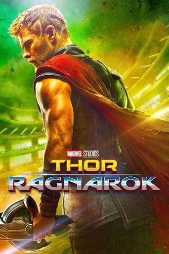 Poster of Thor - Ragnarok