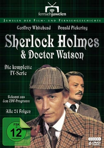 Poster of Sherlock Holmes and Dr. Watson
