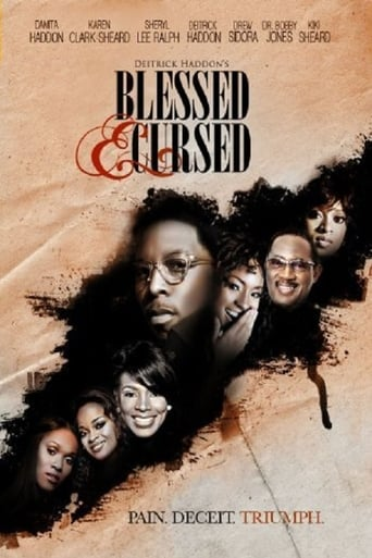 Poster of Blessed and Cursed