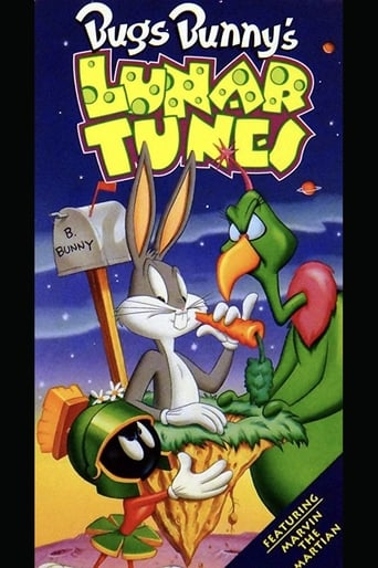 Poster of Bugs Bunny's Lunar Tunes