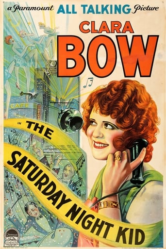 Poster of The Saturday Night Kid