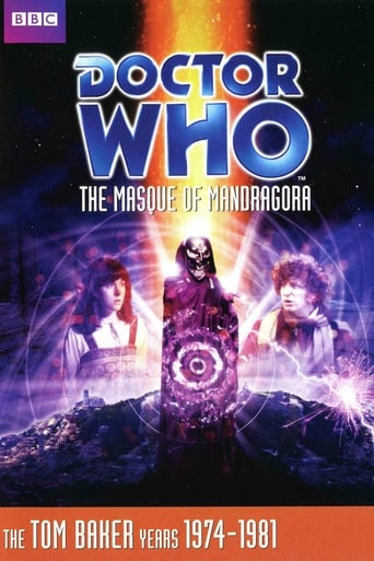 Poster of Doctor Who: The Masque of Mandragora