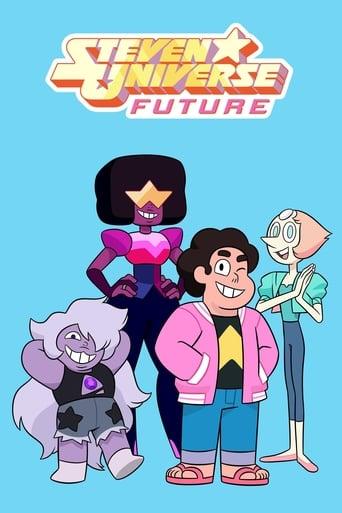 Poster of Steven Universe Future