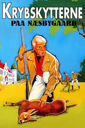 Poster of Krybskytterne paa Næsbygaard
