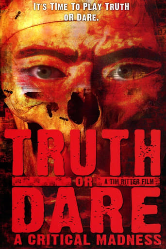 Poster of Truth or Dare?: A Critical Madness