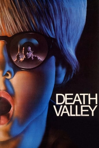 Poster of Death Valley