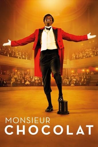 Filmplakat von Monsieur Chocolat