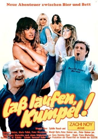 Poster of Laß laufen, Kumpel
