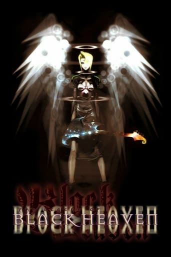 Legend of Black Heaven poster