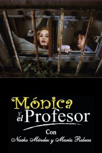 Poster of Monica y el profesor