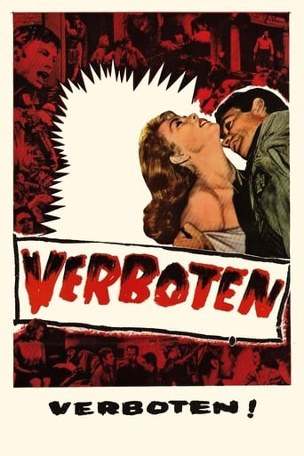 Poster of Verboten!