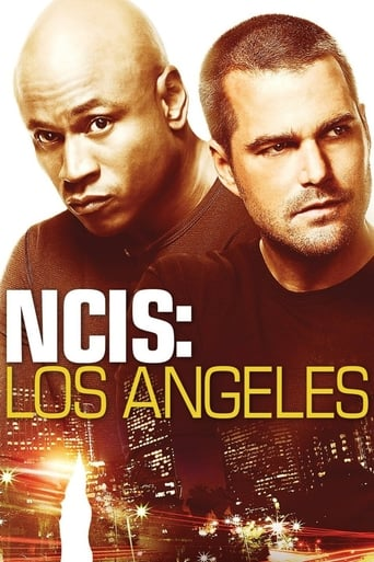 Poster of NCIS Los Angeles