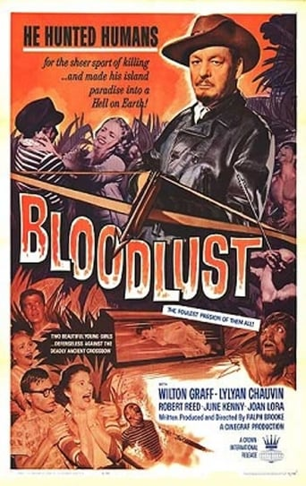Poster of Bloodlust!